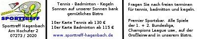 Sporttreff Hagenbach
